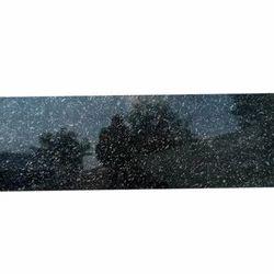 Crystal Black Granite Slab