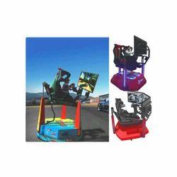 Racing Flight Simulator Arcade Game