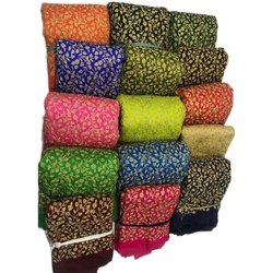 Assorted Cotton Allover Embroidered Fabric