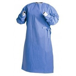 Sterile Disposable Surgeon Gowns, Size: Medium