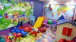 Kid's Room Play Zone Facilities
