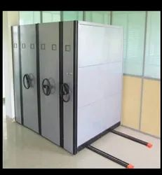 Pharmaceuticals Compactor Storage System