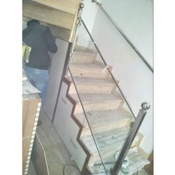 Rectangle Wooden Stair