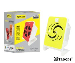Troops TP-3010 TP-102FM USB Speaker