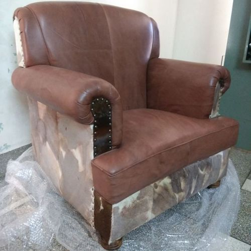 Tremendous Leather Wing Chair Camellatalisay Diy Chair Ideas Camellatalisaycom