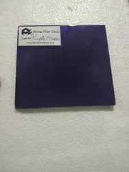 Purple Color Mirror