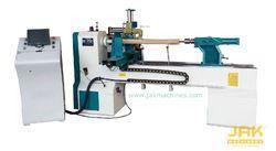 Semi-Automatic CNC Column Making Machine, JM-CCM