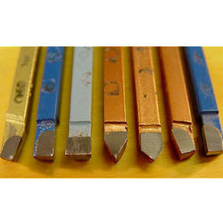 Brazed Carbide Tip Tools