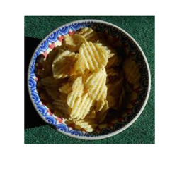 Chips Cream And Onion Chips