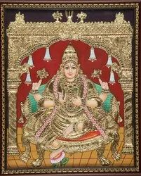Dhanvanthri Tanjore Painting