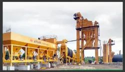 Asphalt Batch Mix Plant Rape And Without Rape Type