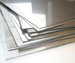 Stainless Steel 321 Mill Finish Sheets