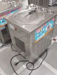 Pan Fried Ice Cream Machines