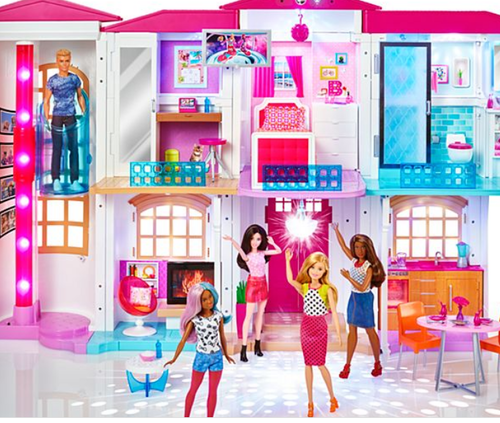 Perfect Barbie Hello Dreamhouse