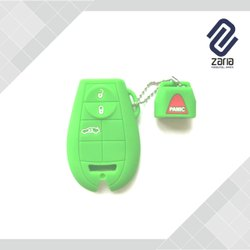 Promotional Silicon Key Holder Pen Drive