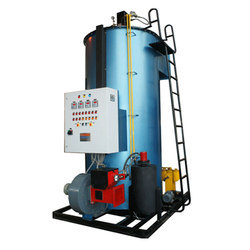 Oil Fired Hot Water Generator