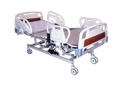 Surgitech Ivory Electric ICU Hospital Bed, Size: 21 Cm(l) * 90 Cm(w) * 60 Cm(h)