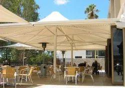 Tensile Umbrella Structure Shade