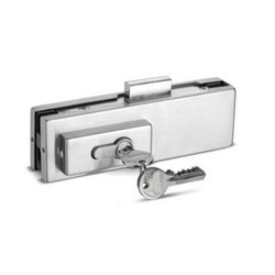 Glass Patch Lock Fitting