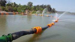 Dredging Pipe Line Float