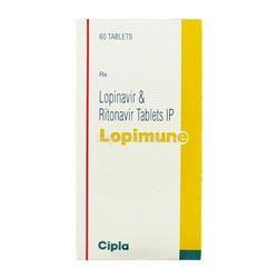 Lopimune Lopinavir Ritonavir Tablets IP