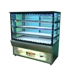 4 Shelves Cake Display Counter