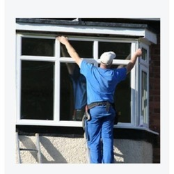 Window Glass Fitting Service