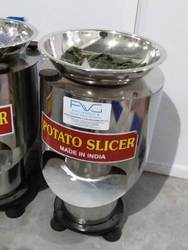 10 Kg/ Batch Potato Slicer