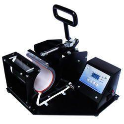 Single Heat Press Mug Printing Machine