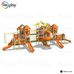 Replay Multicolor OUTDOOR MULTIPLAY EQUIPMENT