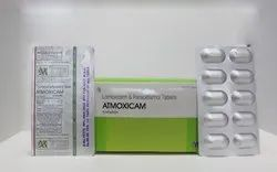 Lomoxicam and Paracetamol Tablets