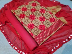Embroidery Dress Material