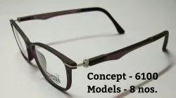 TR 6100 Designer Optical Frames