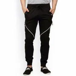 Full Length Plain Mens Sports Track Pants