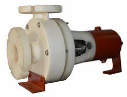 1 hp Cast Iron Non-Metallic Centrifugal Pump