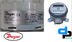 Dwyer MS -141 Magnesense Differential Pressure Transmitter