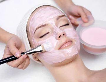 Facial bleaches pics 658