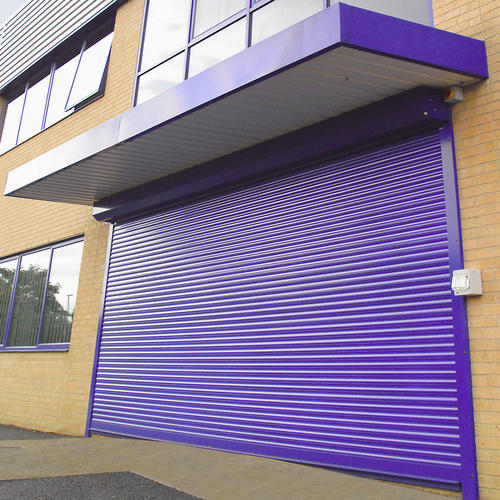 Powder Coated Rolling Shutter At Best Price In India