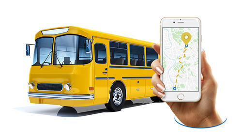 School Bus Gps Tracking System Gps And Navigation Devices