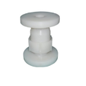 Flange End PP Non Return Check Valve