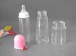 ISi Mark Certification for Glass Feeding Bottle