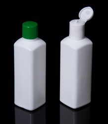 HDPE Square Lotion Bottle