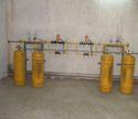 Chlorine Change Over System