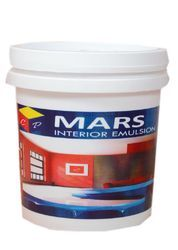 CALIBER PAINTS White Interior Wall Emulsion Paint, Packaging Type: Bucket