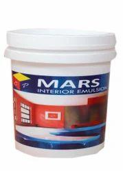 CALIBER PAINTS Soft Sheen Interior Wall Emulsion Paint, Packaging Type: Bucket