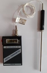 Ultratech DTM-100 Portable Thermometer