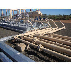 SS Pipeline Fabrication Services