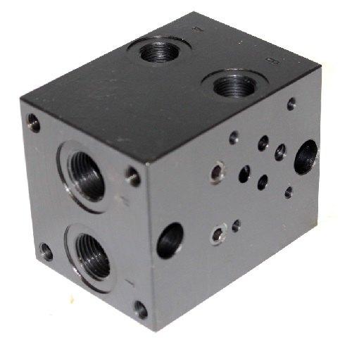 POLWIN Manifold Block, For Hydraulic (fluid), for Industrial