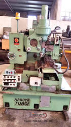 Nagoya Gear Shaper with Rack Cutting Attachment