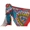 Party Wear Ladies Cotton Saree, 5.5 M (separate Blouse Piece), With Blouse